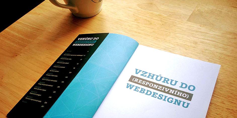 Recenze: Vzhůru do (responzivního) webdesignu